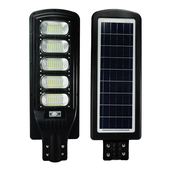 All in one Solar Street Light High Power 100W